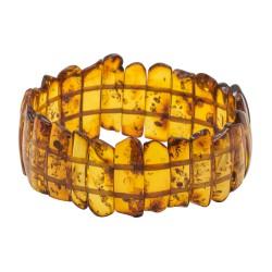 Armband natürlichen Bernstein Cognac