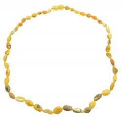 Erwachsener Halskette Multicolor natürliche Bernstein