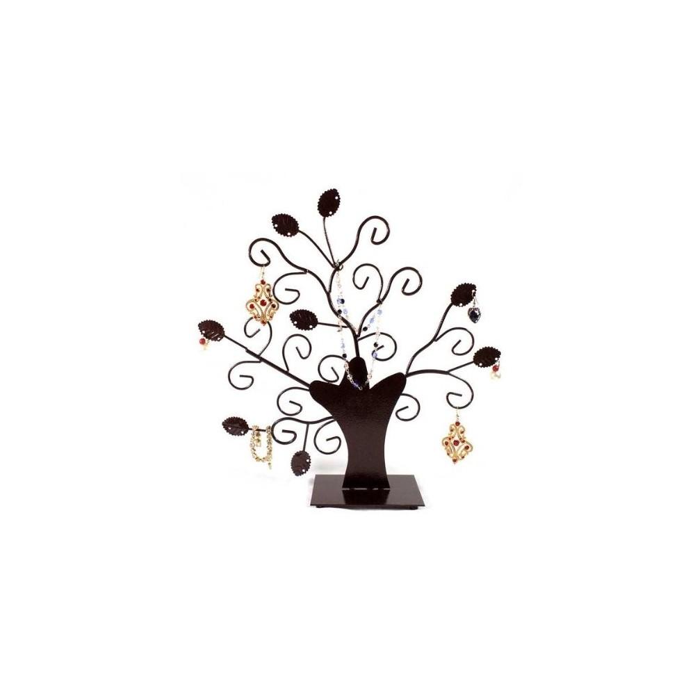 arbre pr sentoir porte bijoux deco rouille patin bijoux d 39 ambre. Black Bedroom Furniture Sets. Home Design Ideas