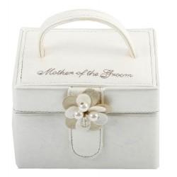 Juliana - TJB201 - Jewelry box - Woman - with mother of pearl