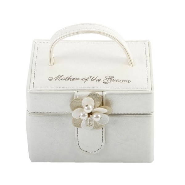 Juliana - TJB201 - Jewelry Box - Le donne - con madreperla