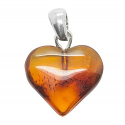 Heart of Amber and Silver