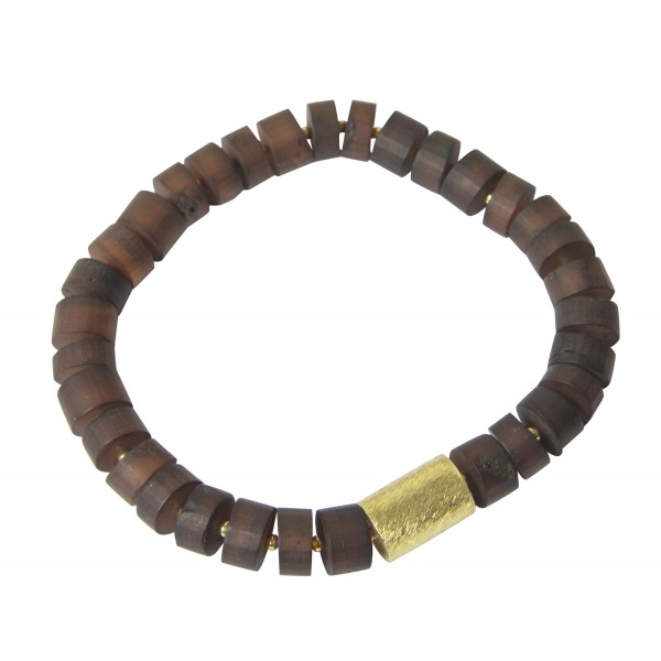 3 lines cubes bracelet