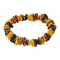 adulto ambra braccialetto colorato