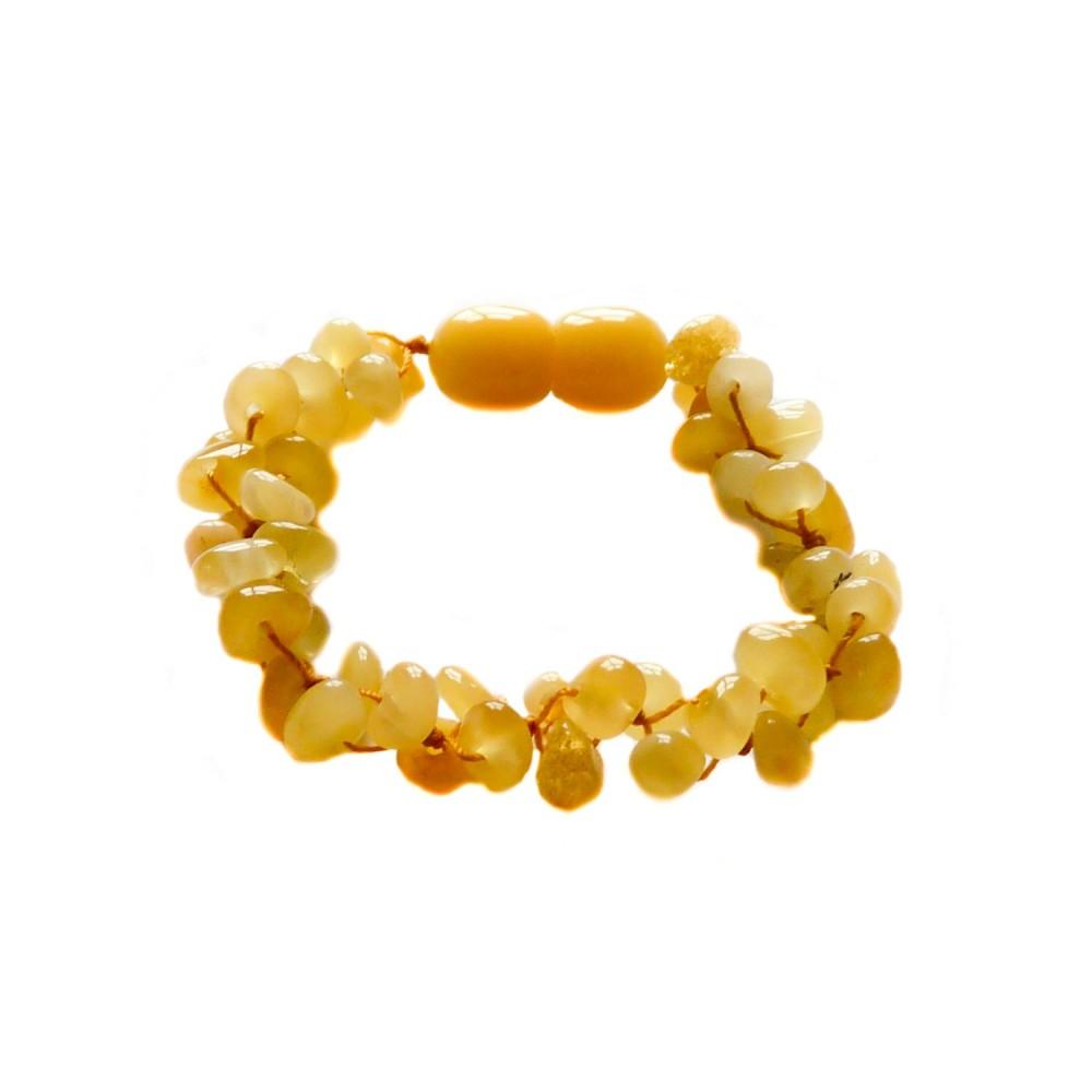 bracelet d 39 ambre royal b b 3 lignes bijoux d 39 ambre. Black Bedroom Furniture Sets. Home Design Ideas