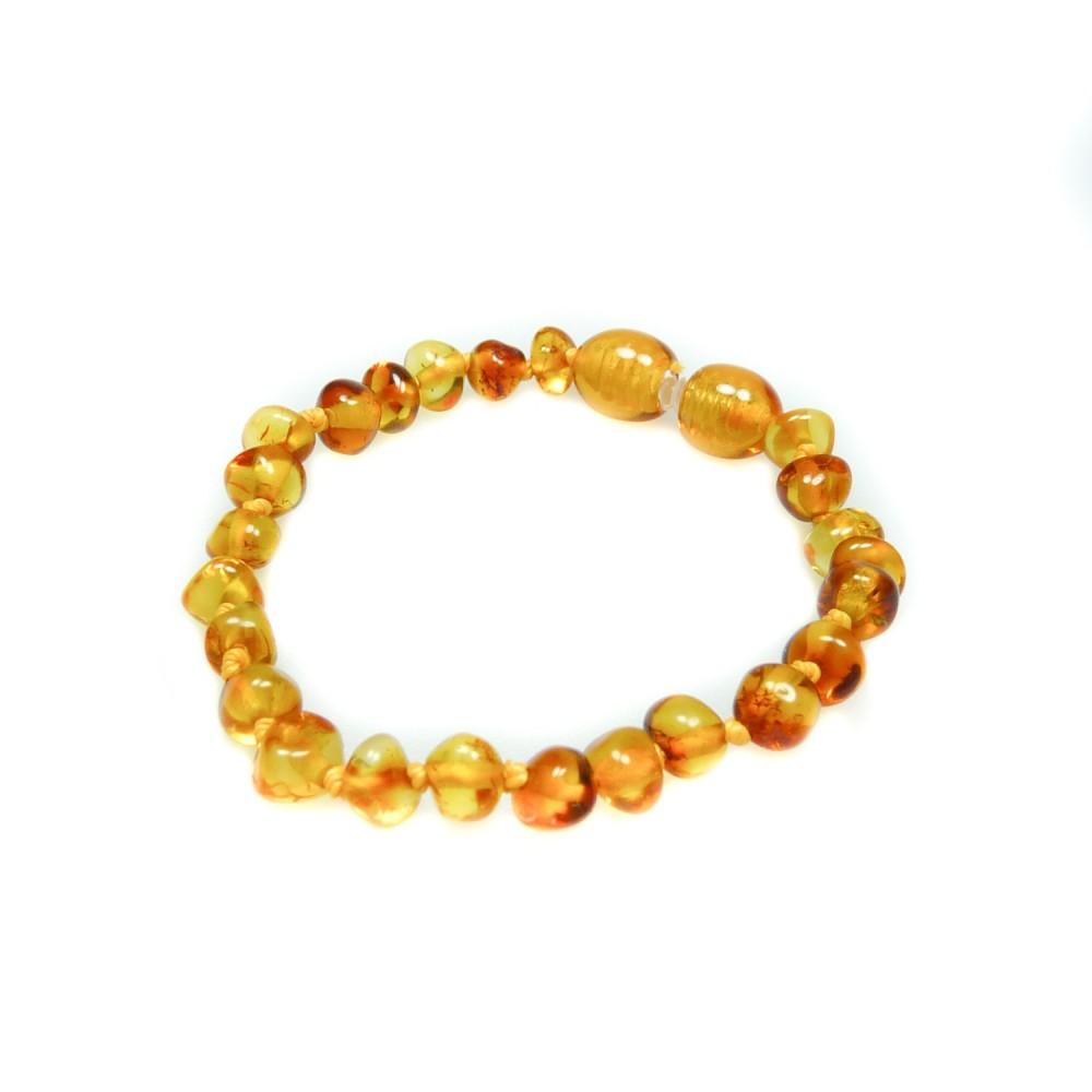 bracelet ambre b b perle ronde miel bijoux d 39 ambre. Black Bedroom Furniture Sets. Home Design Ideas